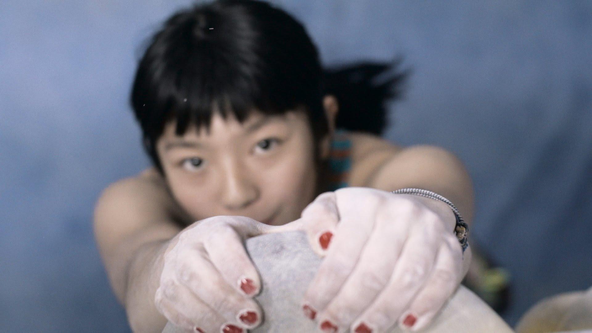 Ashima Rock Climber 14 Year Old